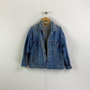 Levis Vintage 70507 Grunge Jean Denim Jacket